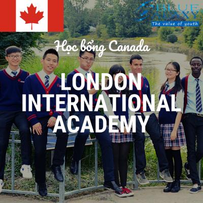 Học bổng Canada london international academy